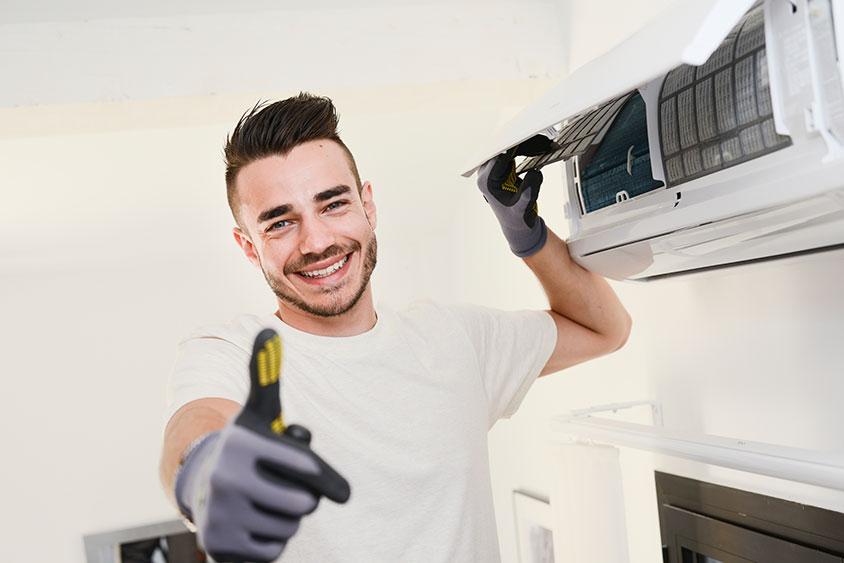 HVAC Technician with Solar Expertise