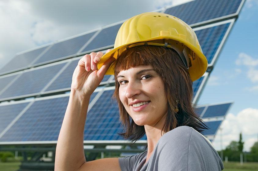 Solar Crew Chief